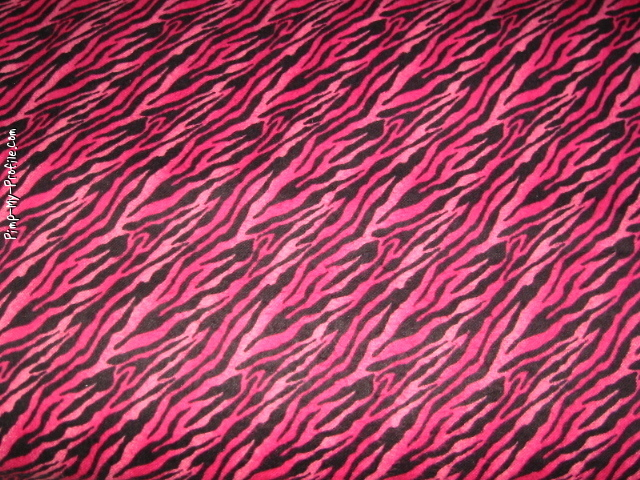 Pink zebra background for twitter - photo#2